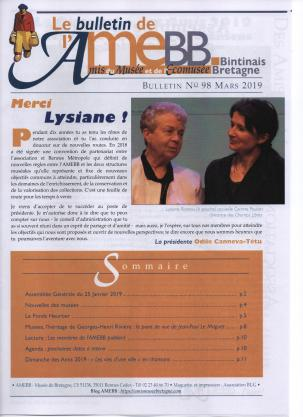 Couverture n°98